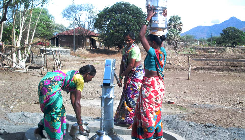 Sometimes we take clean water for granted